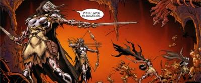 Le Cagne (Disìr - Marvel Universo 616)